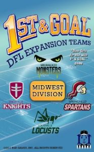 1st and Goal : Mid-West Division Expansion